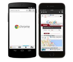 Google Chrome: mil millones de usuarios en Android y iOS