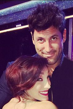 Meryl and Maks (cropped pic)