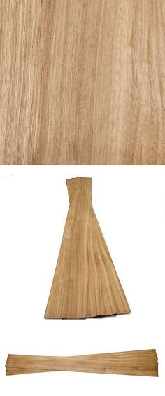 Other Wood and Project Materials 183160: Black Bean 155.0Cm X 14.0Cm - 5 Sheets Wood Veneer -> BUY IT NOW ONLY: $49 on eBay!