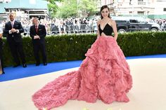 What your favorite celebrities wore to the 2017 Met Gala.