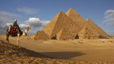 With 360-degree and other imagery, walk around the Sphinx, enter the Great Pyramid, visit tombs and temples, and more.