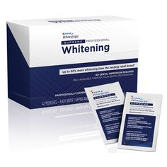 – Up to more whitening then the leading retail brand – No dental impressions are required – Professionally dispensed whitening formula – longer upper strips and longer lower strips – Strongest concentration available on any whitestips Teeth Whitening Uk, Whitening Kit, Teeth Bleaching, Beauty Care, Dental, Health And Beauty, Crest Whitestrips, Supreme, Technology