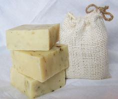 Hemp Soap by SandStoneCoast on Etsy, $7.00
