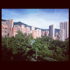 #Medellin #Colombia #summer