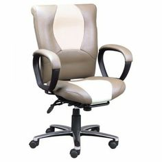 Sitwell 8*2*5 Executive Task Midback Chair  SKU: 9763 8*2*5 Executive Task/Management Seating • Swivels 360º • Gas cylinder seat height • Tilt tension control • Independent back adjustment • Seat and back tilt as unit • Ratchet back height adjustment & intergrated seat slider  *Price is for fabric colors only (not leather as pictured). Please call for additional color and fabric options. Conference Chairs, Ratchet, Tilt, Management, The Unit, Colors, Fabric, Leather, Furniture