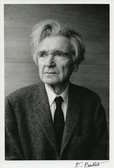 Emil Cioran - Romanian philosopher and essayist, who published works in both Romanian and French. Photo by Édouard Boubat, Paris 1989 Robert Doisneau, Emil Cioran, Romania People, Essayist, Writers And Poets, Charles Darwin, Book Writer, Belle Photo, New York City