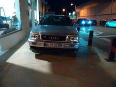 Audi Coupé S