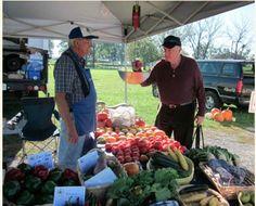 Boyle County Farmers Market-local info, foods, organic, etc