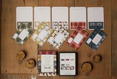 Summer Stationery picks from Cory B.