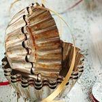 Košíčky s ořechovou náplní - Vánoční cukroví Pie, Desserts, Food, Torte, Tailgate Desserts, Cake, Deserts, Fruit Cakes, Essen