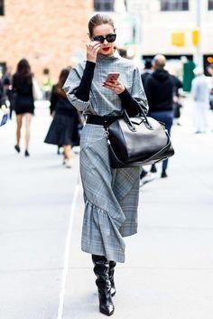 Street Fashion New York N322, 2017
