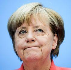 Nach dem schlechten Abschneiden der CDU bei den jüngsten Wahlen wird auch Angela Merkel als Kanzlerin von den Bürgern abgestraft. Für viele ist das Vertrauen verloren