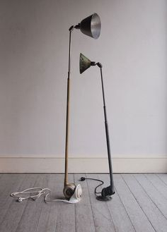 TRIPLEX ADJUSTABLE & TELESCOPIC ARCHITECT'S LAMP