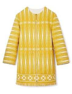 Tory Daily Editors' Style Tip: Mellow Yellow, Two Ways