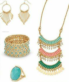 Pin by shawna watson on premier designs jewelry-i love my job! Premier Jewelry, Premier Designs Jewelry, Jewelry Design, Expensive Jewelry, Wholesale Jewelry, Jewelry Trends, Jewelry Collection, Spring Collection, Fashion Jewelry