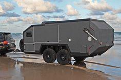 Bruder Off-road Trailer Expedition Trailer, Overland Trailer, Expedition Vehicle, Camper Caravan, Truck Camper, Camper Trailers, Offroad Camper, Custom Trailers, Travel Trailers