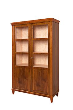 Gaisbauer Classical China Cabinet, Bookcase, Shelves, Storage, Furniture, Home Decor, Timber Wood, Purse Storage, Shelving