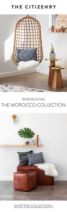 Meet our most elegant and exotic collection yet: Morocco.