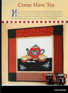 32 Quilted comfort for the home - maria cristina Coelho - Picasa Web Albums...patterns and instructions!