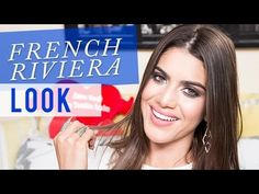 Use your Sigma brushes to replicate MakeUpByCamila2's 'French Riviera Summer Look.'