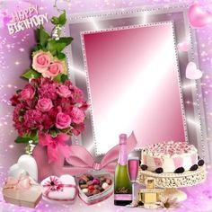 Free Happy Birthday Cards, Happy Birthday Wishes Photos, Happy Birthday Frame, Happy Birthday Flower, Birthday Frames, Happy Birthday Messages, Happy Birthday Greetings, Birthday Quotes, Birthday Gifs
