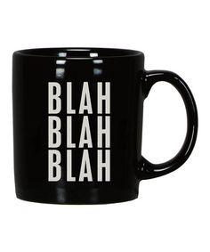 'Blah Blah Blah' Mug