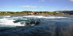 Saltstraumen maelstrom, world's biggest tidal whirlpool. Near town of Bodo. It scares me to look at it, weird huh? Oral History, Sea Monsters, World's Biggest, Ancestry, Norway, Real Life, Environment, Gallery, Amazing