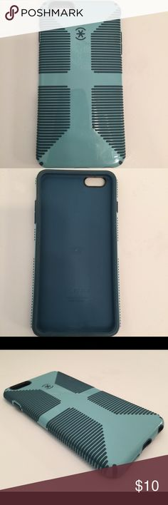 Speck Aqua iPhone 6 Plus Case Speck iPhone 6 Plus case, good condition, smoke free home. Speck Accessories Phone Cases