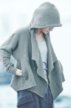 Soft Cotton Fleece Lining   [ JURGEN LEHL ] online shop