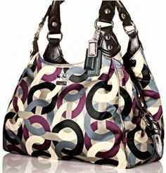 OMG!!!!!!!!!!!!!!! I want this bag so bad!!!! It is so pretty and the matching wallet would be great too. lol