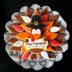 Lauren Hill Watson:  Thanksgiving.  Turkey platter.