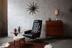 Inviting Mid Century Modern Plycraft Bentwood Lounge Chair I want
