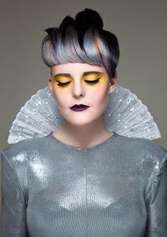 Young Talent Finalist, Karina Grace Gollins, New Zealand. Trend interpretation: Echo.