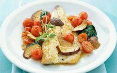 Φιλέτα ψαριού τηγανητά με λαχανικά My Favorite Food, Favorite Recipes, Pancakes, Chicken, Meat, Breakfast, Gastronomia, Morning Coffee, Pancake