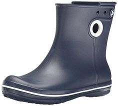 crocs Women's Jaunt Shorty Boot, Navy, 5 B(M) US ** More info could be found at the image url.