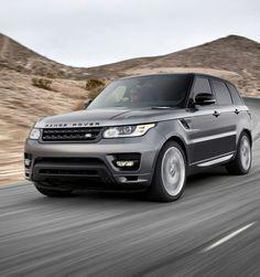 NEW design Range Rover Sport...