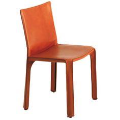 Sedia Cab Chair di Mario Bellini per Cassina