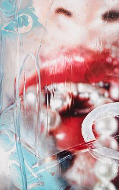 #cool #glamour Look Back at All of Marilyn Minter's Pretty, Pathological Glamour Photos | W Magazine