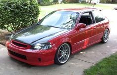 99 honda civic hatchback