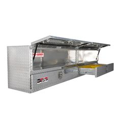 Buyers Aluminum Topside Truck Tool Box with Drawers