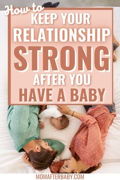 If your relationship has been rocky after having a baby, don't worry. Keeping your marriage, partnership, relationship, etc.. STRONG after becoming a new parent isn't easy work, but there sure is a lot of hope in sight. With these tips, you can ensure your relationship will be better than ever after having a baby! After Birth, After Baby, Strong Relationship, Relationship Problems, Happy Marriage, Marriage Advice, Easy Work, Having A Baby, New Parents