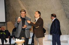 """""""Pane Nostro"""" - Giovanni Fabbri, del Pastificio Artigianale Fabbri di Firenze parla delle tecniche per ottenere una pasta di ottima qualità. #BiennaleMemorie (5 Maggio 2016)"""