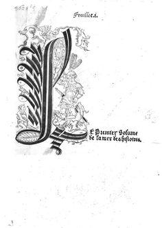 La Mer des hystoires, 1491 (Rés Inc 277)