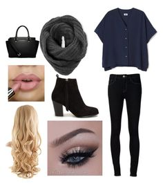 """""""Untitled #48"""" by tumblrsaved2 on Polyvore featuring Ström, Frenchi, Nly Shoes and MICHAEL Michael Kors"""