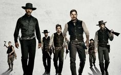 The Magnificent Seven 2016 Movie  #Wallpapers, #Movies