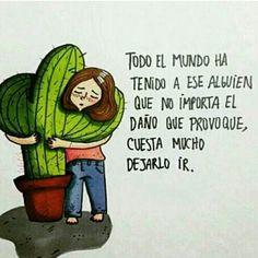 Todos tenemos una persona cactus.