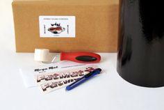 BLACK FatMat 100 Sq Ft x 70 mil Thick Self-Adhesive Butyl MegaMat Sound Deadener Bulk Pack w/Install Kit