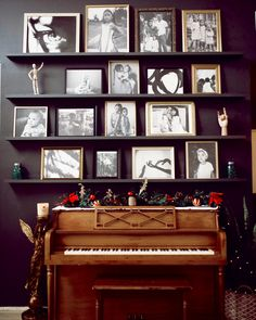 How to make a beautiful picture wall and budget breakdown. #ikeahacks #homedecor #collagewall #interiordesignideas