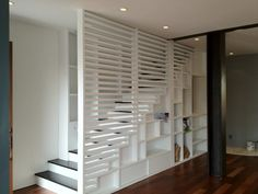 Laguna Stair - modern - staircase - san francisco - Mark English Architects, AIA