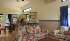 Accommodation Cairns - Coconut Condo cabin